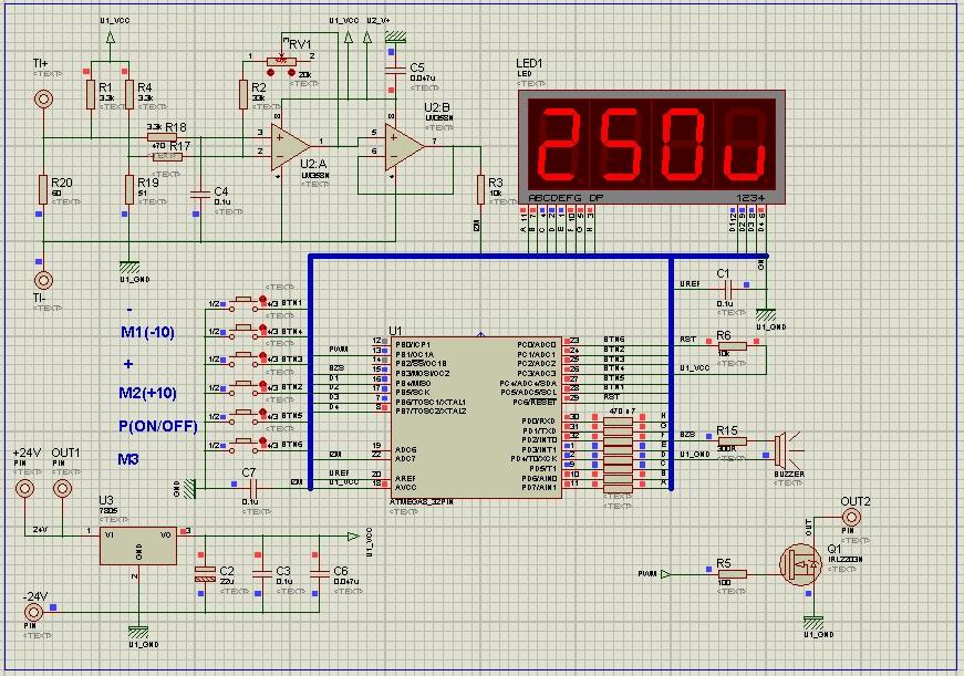 Паяльная станция своими руками на микроконтроллере atmega8 7